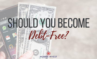 Should You Become Debt-Free?