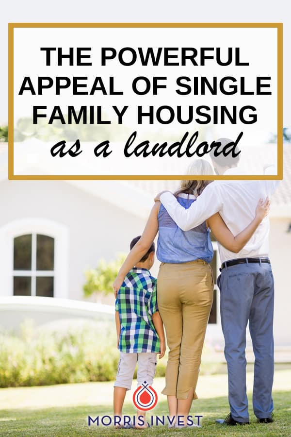 On paper, the ROI for a multi-family investment is often higher. However, I've noticed something interesting about single-family properties that makes them a better long-term investment vehicle. Here's why you should consider investing in single family housing as a landlord.