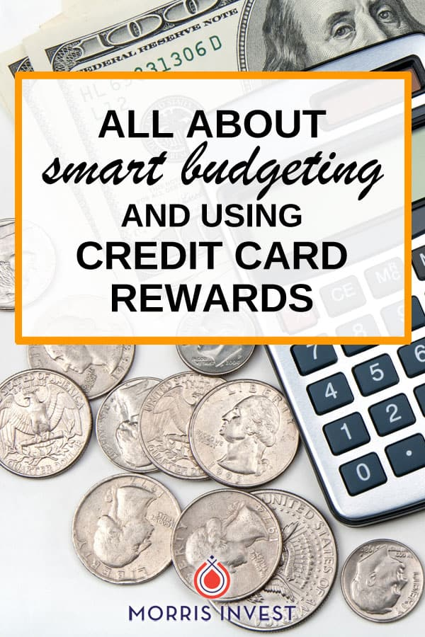 Eric shares about smart budgeting and using credit card rewards. Plus why