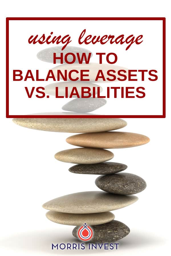 In real estate, leveraging is how successful investors are able to quickly and effectively grow massive portfolios. In order to use leverage, it's imperative that you know where you stand so you can balance assets and liabilities.