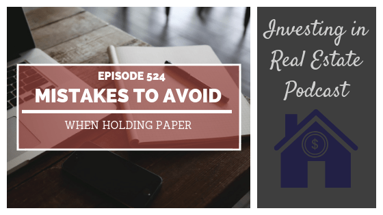 Mistakes to Avoid When Holding Paper with Mark Ross – Episode 524