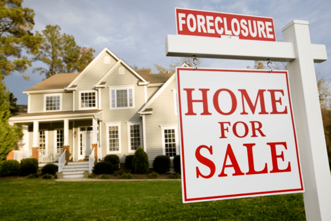 home for sale foreclosure