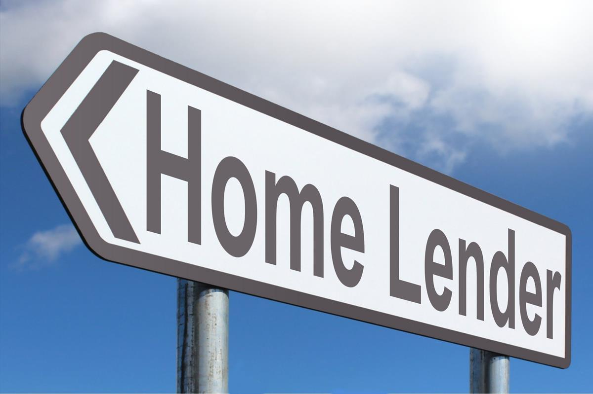 Choosing a Lender