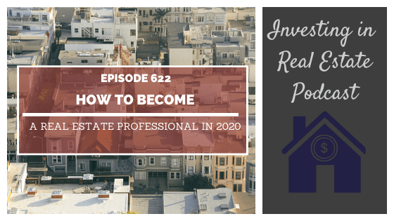 How to Become a Real Estate Professional in 2020 with Jas Takhar – Episode 622