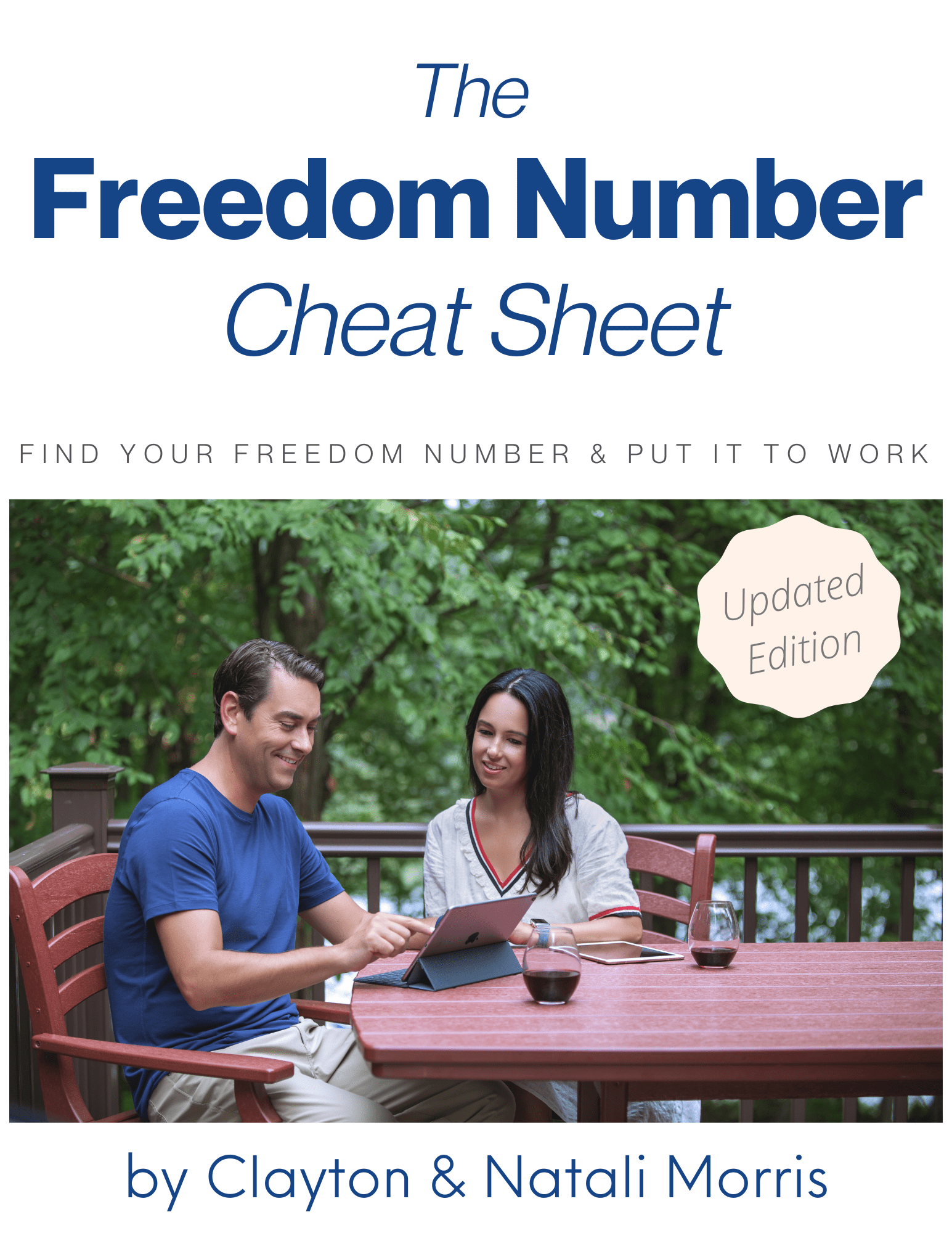 Freedom Number Cheat Sheet updated image
