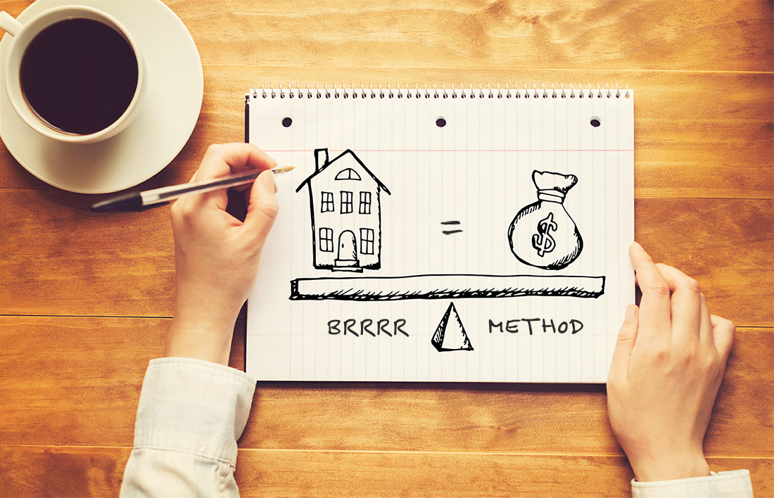 The BRRRR Method - Increasing Monthly Cash Flow with Rental Real Estate