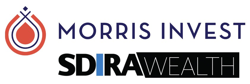 Morris Invest and SDIRA Real Estate Investment Company Logos