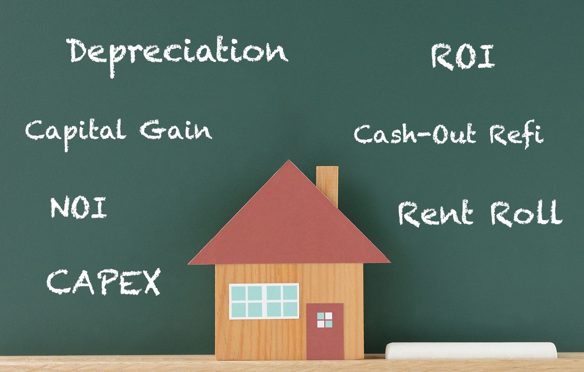 Real Estate Jargon, Terms, Definitions and Vocabulary for Investors